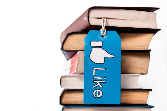 Like books