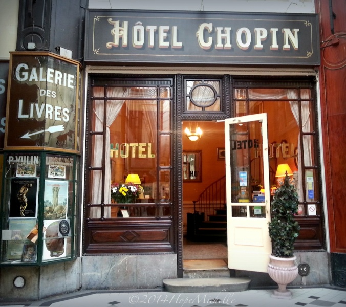 Chopin Hotel Paris-imp