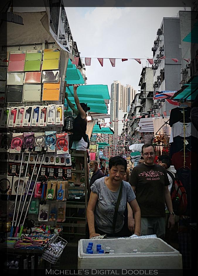 Hong Kong Woman
