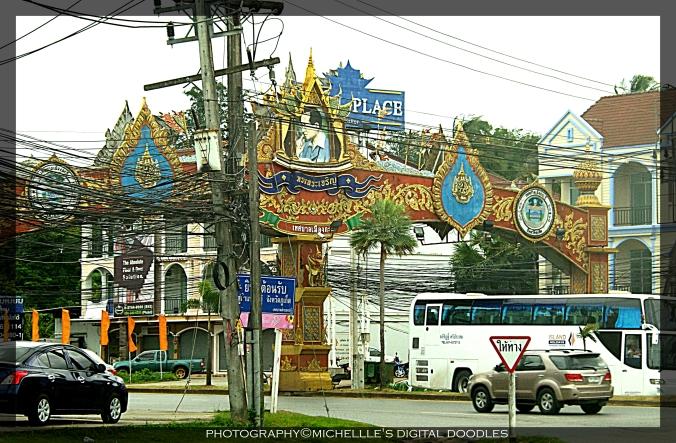Phuket power lines