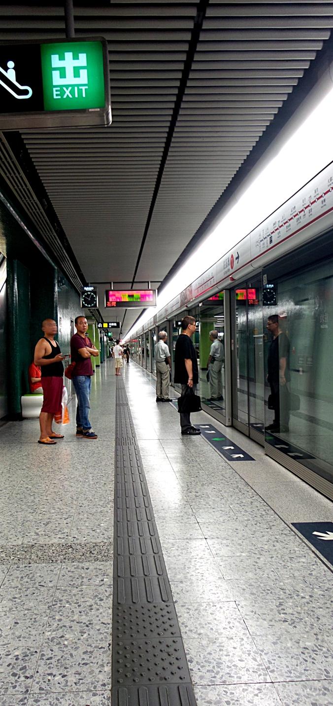 Subway - Hong Kong