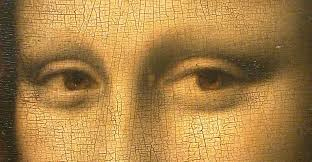 Mona Lisa Eyes